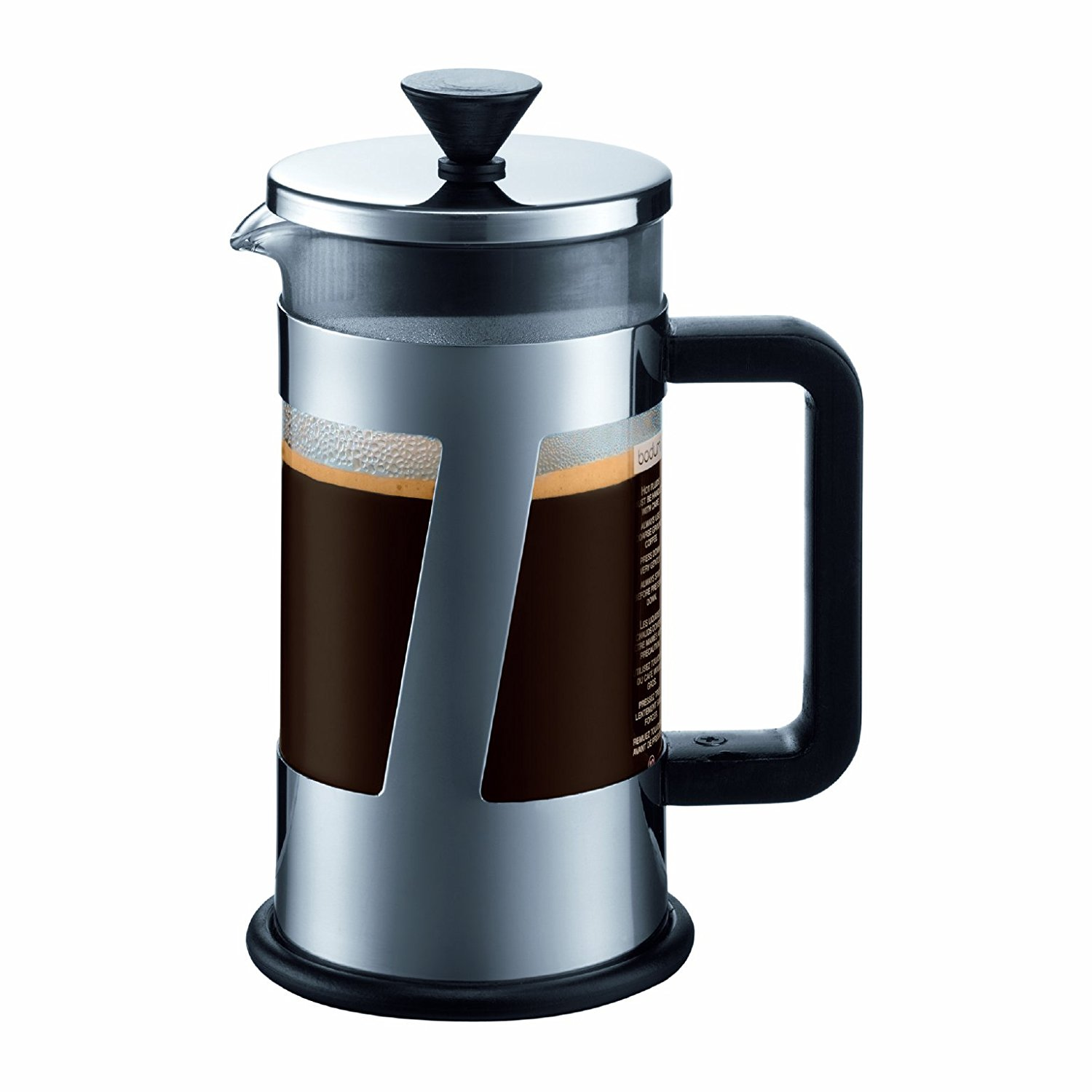 Bodum Crema 3-Cup French Press Coffeemaker
