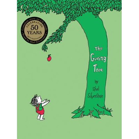 The Giving Tree with CD [With CD] (Anniversary)
