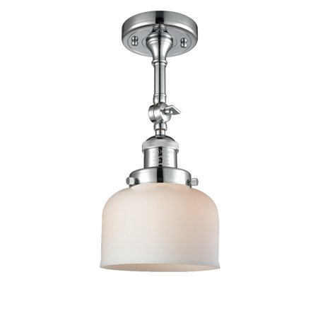 Innovations Lighting 201F Large Bell Large Bell 1 Light 8