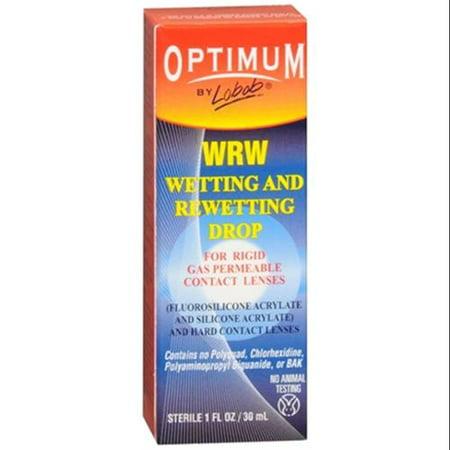 Optimum Wrw Wetting And Rewetting Drops 1 Oz  Pack Of 2