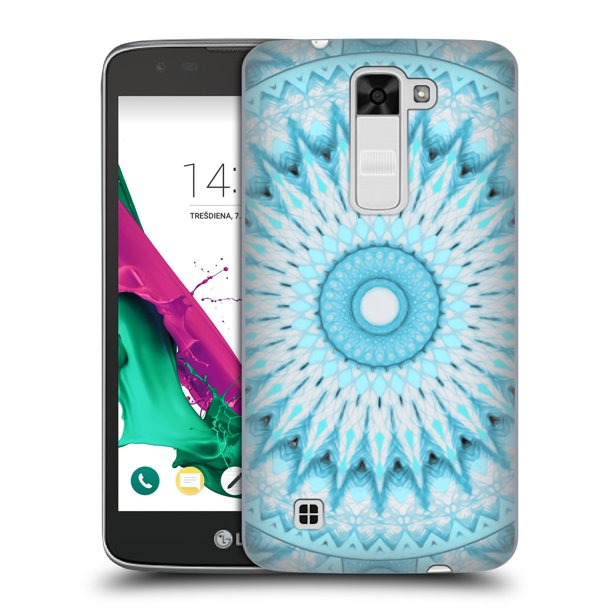 OFFICIAL MICKLYN LE FEUVRE PATTERNS 6 HARD BACK CASE FOR LG PHONES 3