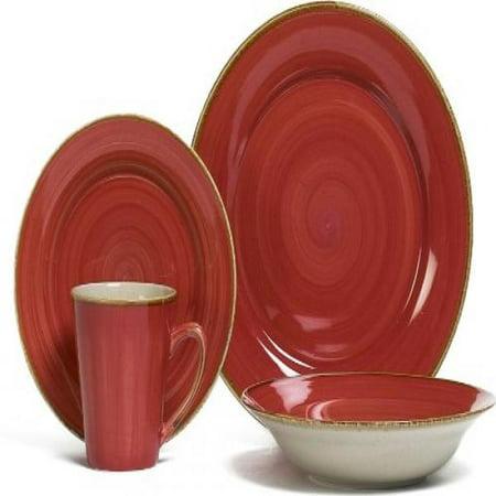 Thomson Pottery 16-pc. Sedona Dinnerware Set