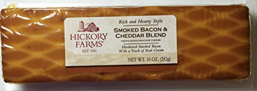 10oz Hickory Farms Smoked Bacon & Cheddar Blend, Pack of 2 by SUN CAPITAL PARTNERS