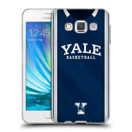 OFFICIAL YALE UNIVERSITY 2017/18 JERSEYS SOFT GEL CASE FOR SAMSUNG PHONES 2