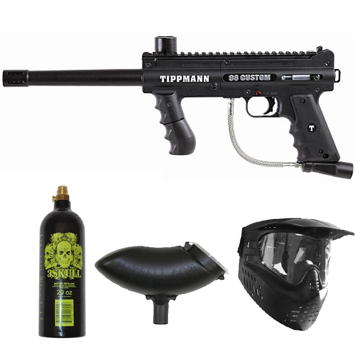 Paintball Gun Custom Tippmann Drawing Cad Drawings Of 98 Mcarterbrowncom Act Marker Skull Package 450x450