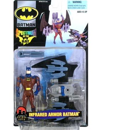 Batman: Spectrum of the Bat Infrared Armor Batman Action Figure By Hasbro - Batman Armor For Sale