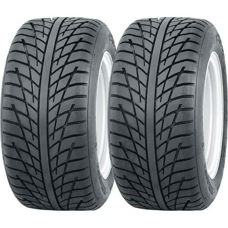 205/50-10 4-PLY GOLF OCELOT TIRES (SET OF 2)