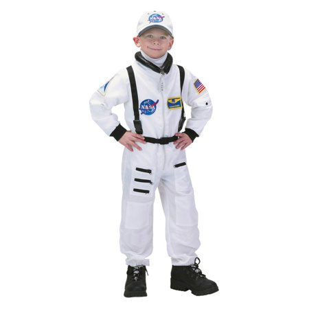 Aeromax Jr. Astronaut White Suit](Aeromax Firefighter Costume)