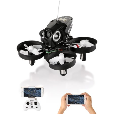 Hold Gyro (WiFi FPV RC Quadcopter with 720P HD Wi-Fi Camera, FPV 2.4GHz 4CH 6 Axis Gyro Mini Drone with Altitude Hold for Kids and Beginners)