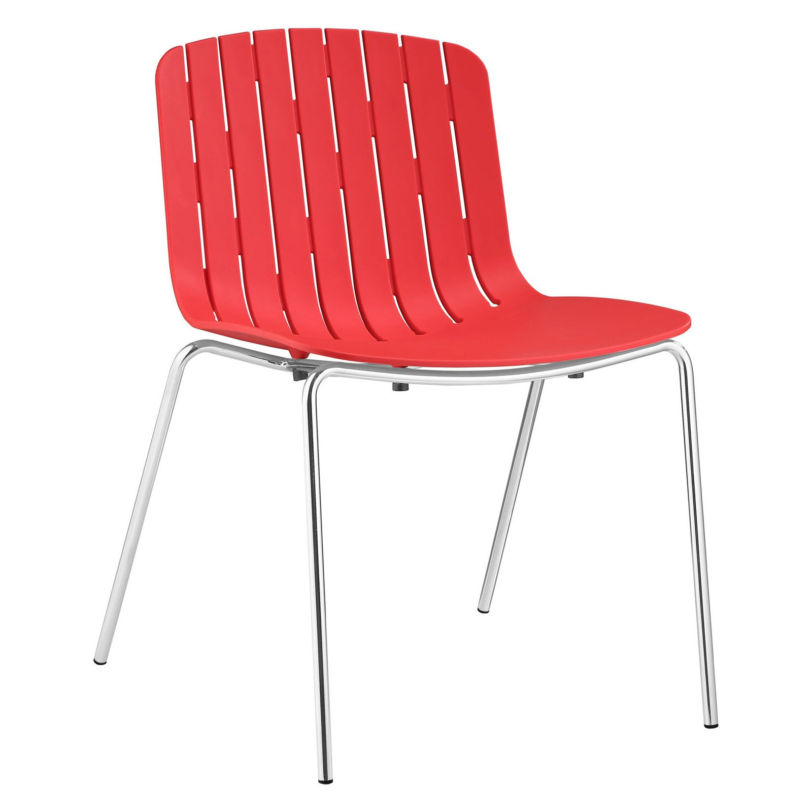 Modway Trace Dining Side Chair, Multiple Colors