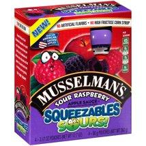 Applesauce: Musselman's Squeezables