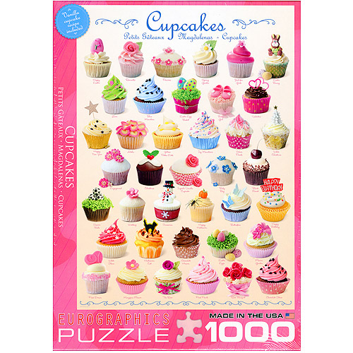 Eurographics Jigsaw Puzzle 1000 Pieces