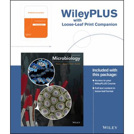 Microbiology   Wileyplus Learning Space  Print Companion
