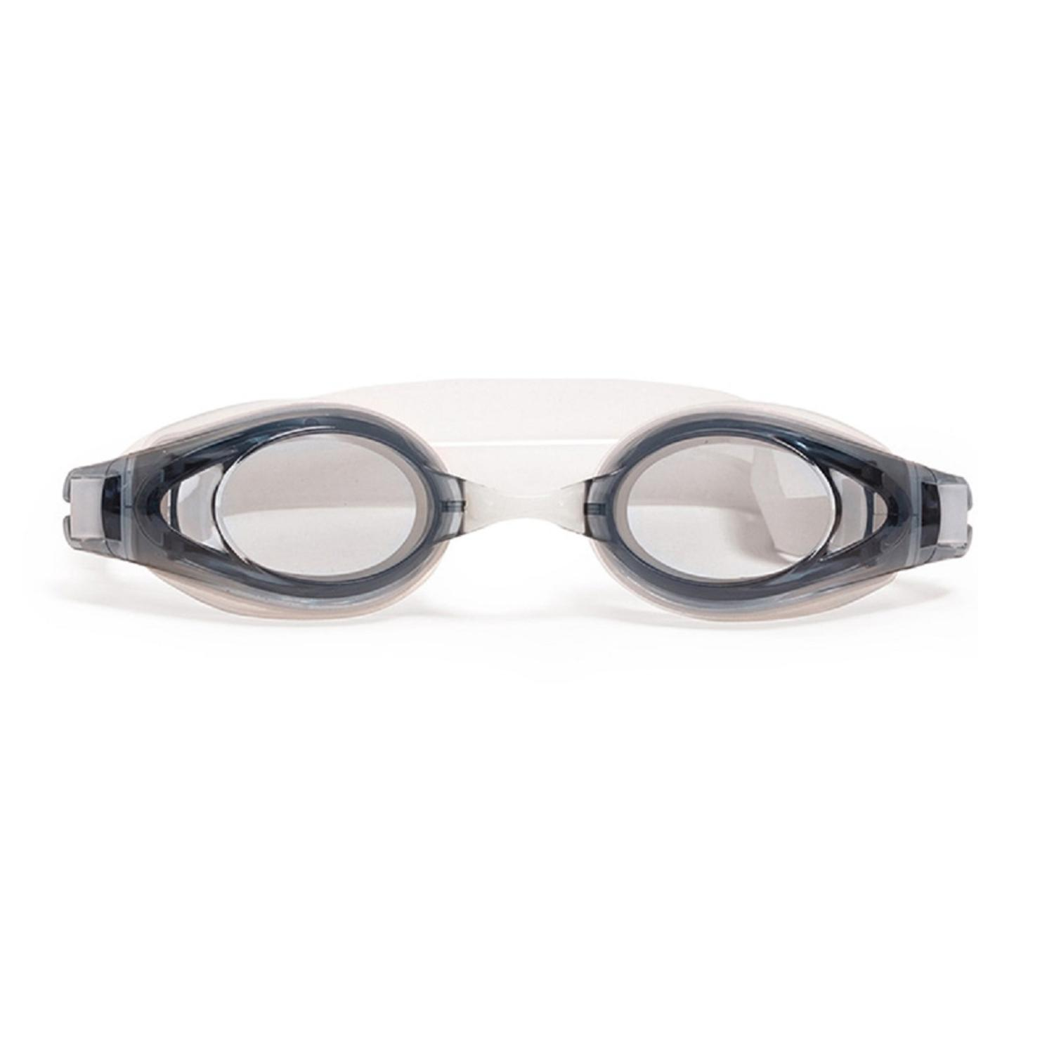 """6.5"""" Gray Pro Swim Goggles Swimming Pool Accessory for Children by Pool Central"""