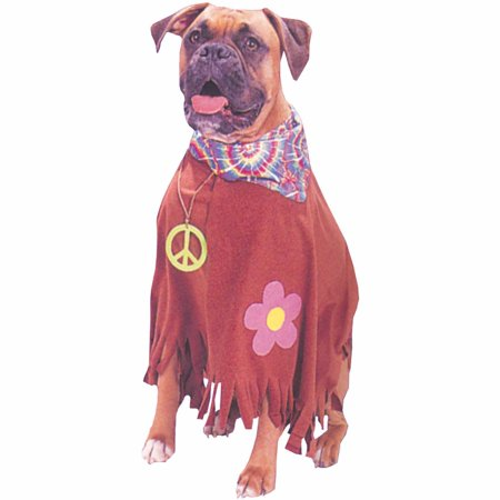 Best Halloween Costumes For Large Dogs (Pet Costume Hippie Halloween Pet Costume,)