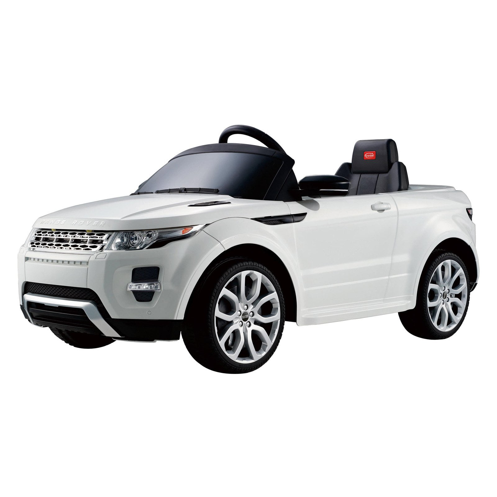 White Range Rover Evoque 12v Ride On