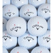 Callaway Tour Series Mix Golf Balls, Used, 12 Pack
