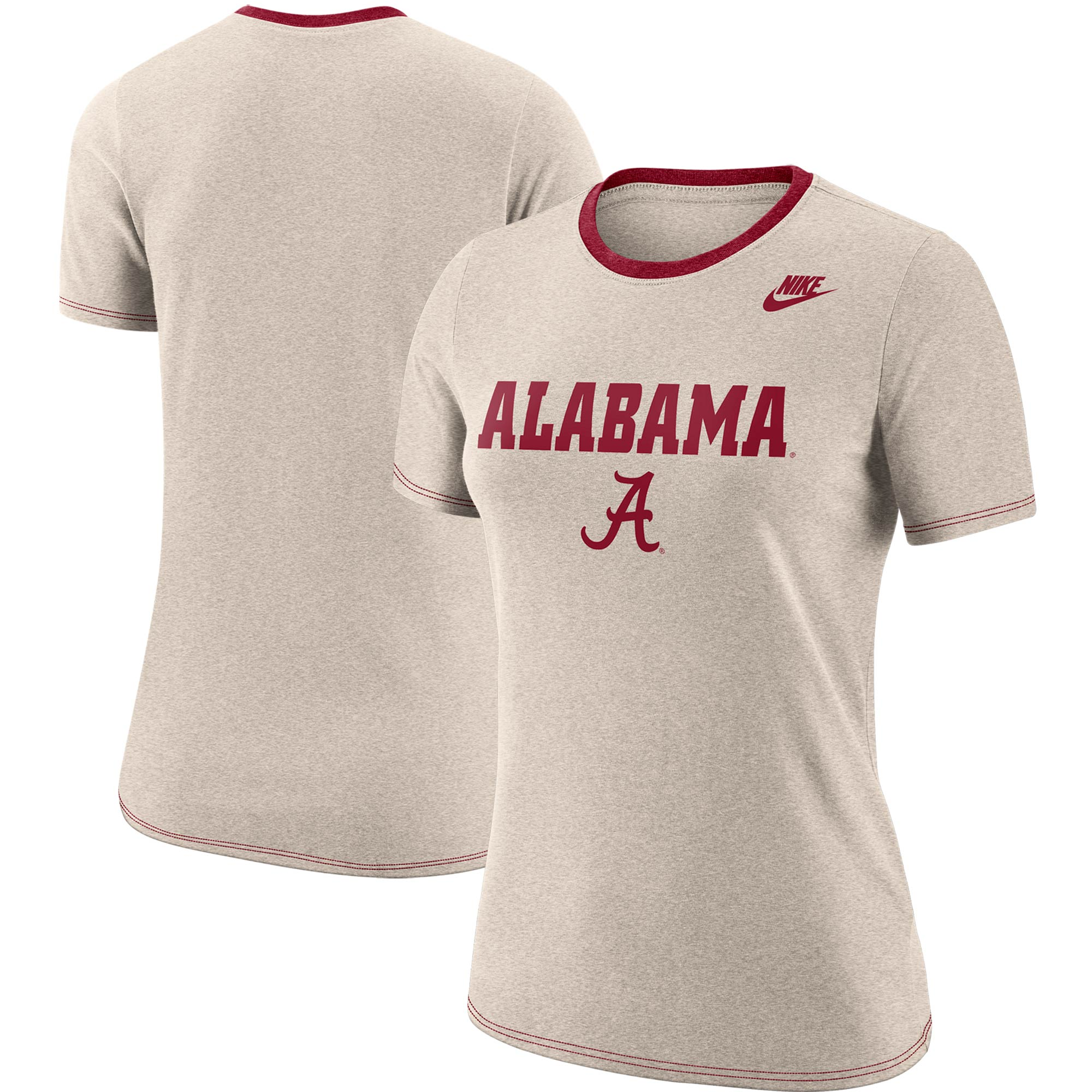Nike Mens NCAA Alabama Crimson Tide Graphic T-Shirt