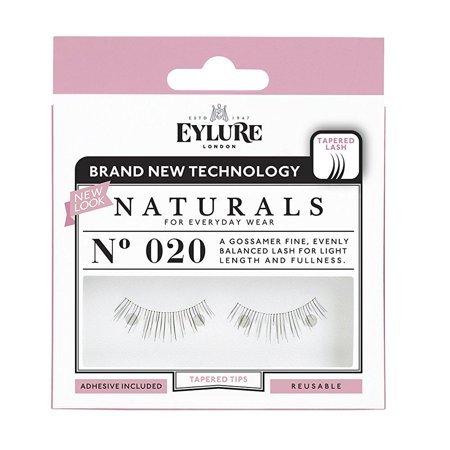 110abf6003e eylure naturalites natural volume lashes, 020, one pair - Walmart.com