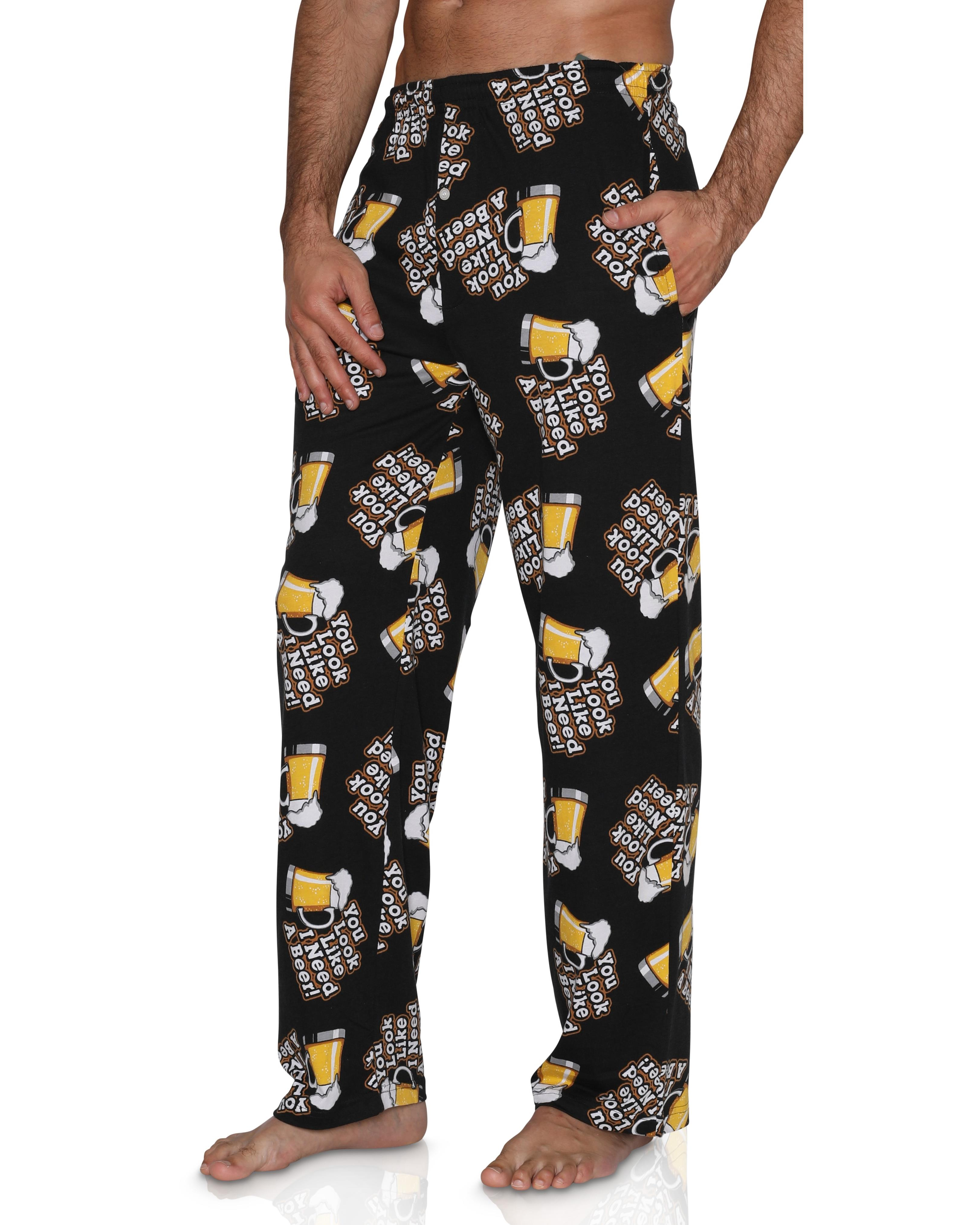 CafePress Pug Pals Unisex Novelty Cotton Pajama Set Comfortable PJ Sleepwear