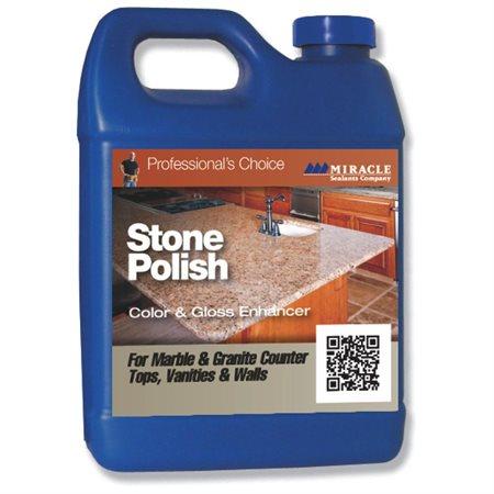 Miracle Sealants POL PT SG Stone Polish - Pint