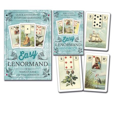 - Easy Lenormand : Quick Answers to Everyday Questions