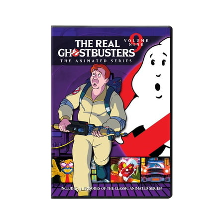 The Real Ghostbusters: Volume 9 - Real Ghostbusters Halloween Special