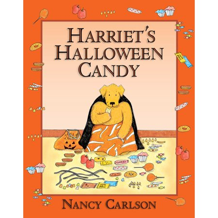 Halloween Ideas For Groups Of 9 (Harriet Books: Harriet's Halloween Candy, 2nd Edition)