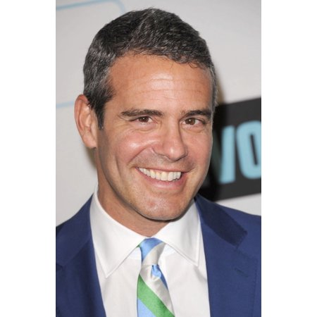 Andy Cohen At Arrivals For Bravo MediaS 2012 Upfront 548 W 22Nd Street New York Ny April 4 2012 Photo By Kristin CallahanEverett Collection Celebrity ()