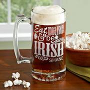 Personalized It's Good to Be Irish! Beer Mug, 25 oz