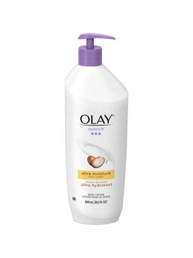 Olay Quench Ultra Moisture Shea Butter Body Lotion 20.2 fl. oz.