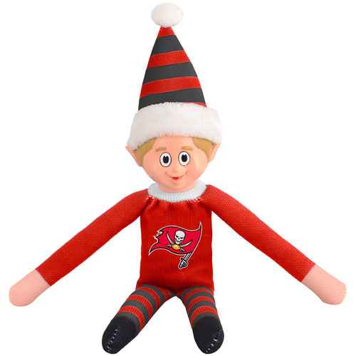 Forever Collectibles NFL Team Elf, Tampa Bay Buccaneers