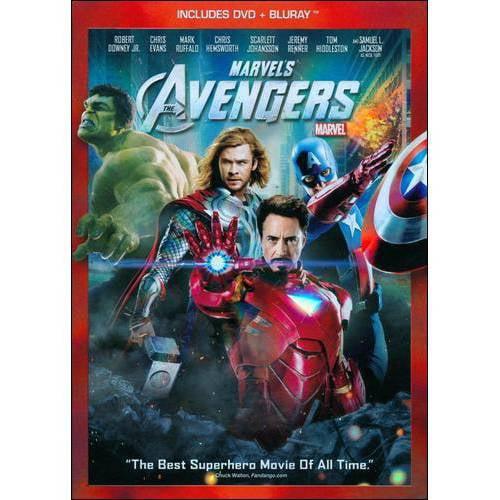 Marvel's The Avengers (DVD + Blu-ray)
