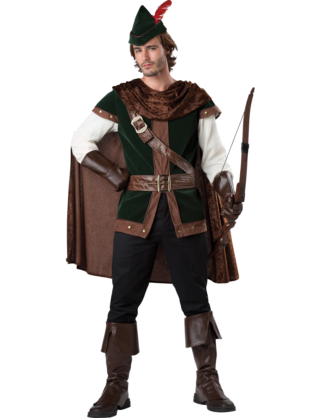 Robin Hood Medieval Warrior Prince Of Thieves Renaissance Adult Mens Costume  sc 1 st  Walmart & Robin Hood Medieval Warrior Prince Of Thieves Renaissance Adult Mens ...