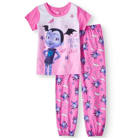 Girls' Vampirina 2-Piece Pajama Sleep Set