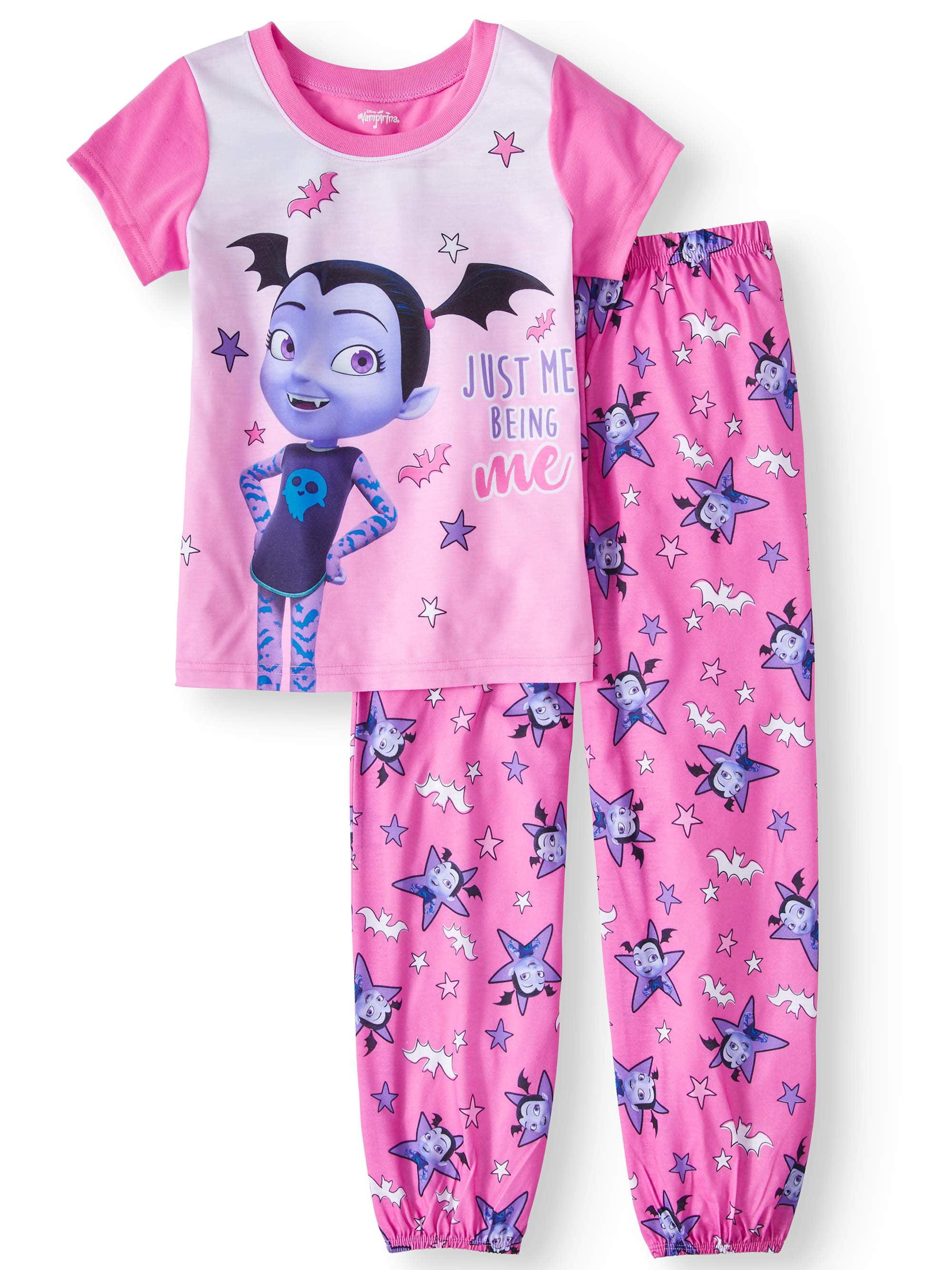 Girls' Vampirina 2-Piece Pajama Sleep Set