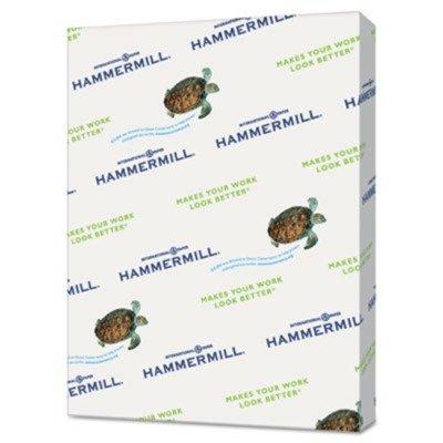"Hammermill Colored Copy Paper, 20Lb, 8-1/2""x11"", 500/RM, Cream 16803-0"