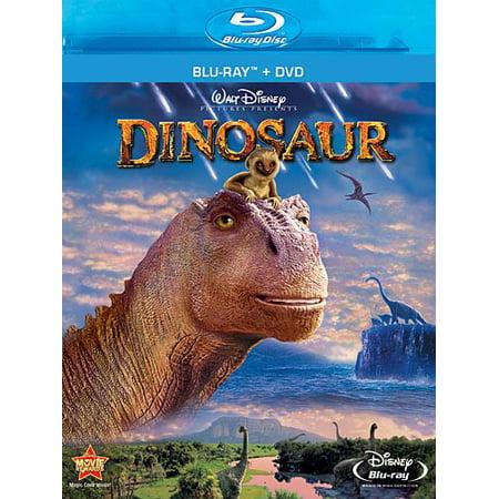 Dinosaur (Blu-ray + DVD) (Disneys Dinosaur)
