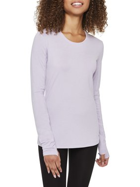 Athletic Works Women's Active Long Sleeve Tee