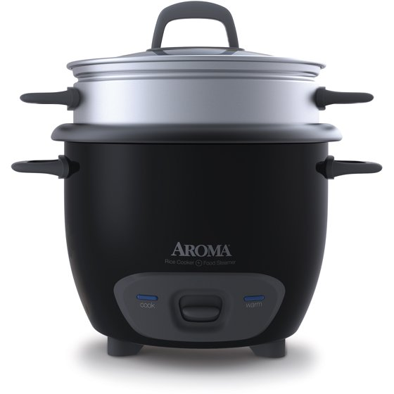 Aroma ARC-150SB Digital Rice Cooker & Food Steamer Review