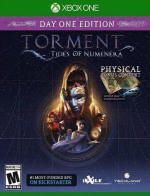 Techland Publishing Torment: Tides Of Numenera(Xbox One)