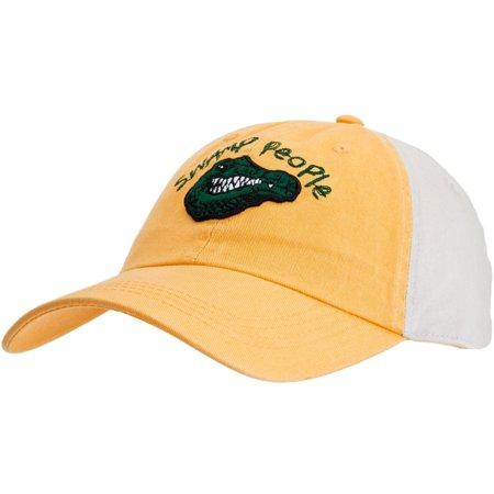 Swamp People - Grinning Gator Logo Adjustable Baseball Cap