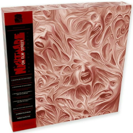 Box Of Souls - A Nightmare On Elm Street Coll / Va (Vinyl)