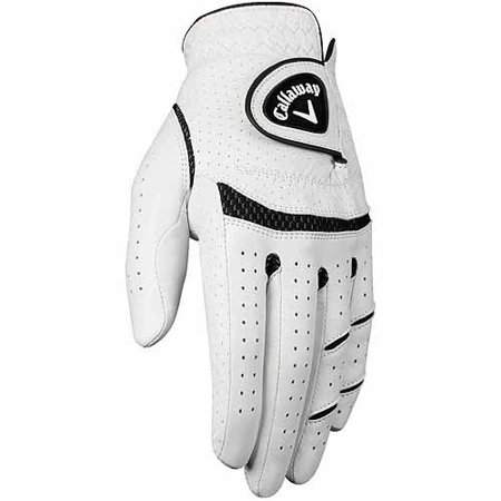 Callaway Mens Apex Tour Golf Gloves Cadet Medium Left