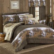 Duck Approach Comforter Set - Full Size