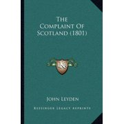 The Complaint of Scotland (1801)