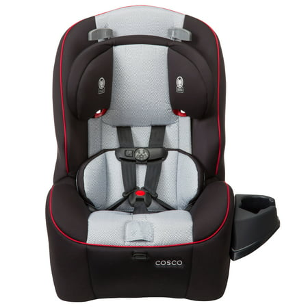 Cosco Easy Elite 3-in-1 Convertible Car Seat, Wallstreet Grey ...