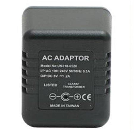 Mini Gadgets HCPower HCPower: Lawmate Covert Power Plug Camera