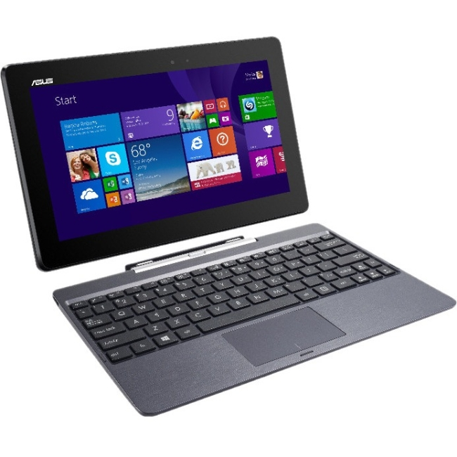 Asus Transformer Book T100TA-C2 - Tablet - with keyboard ...