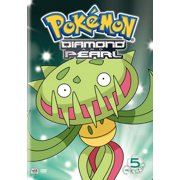 Pokemon Diamond & Pearl: Volume 5 (DVD)